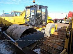 115 rink JCB compactor, 12 ton, four-wheel drive