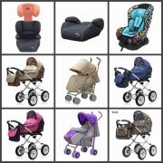 Baby carriages (warehouse)