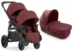 Baby Jogger City Select Люкс Двухместный двухместный прогулочный