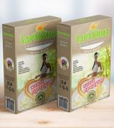Cereal cereals of the ZDRAVITSA series, diet food