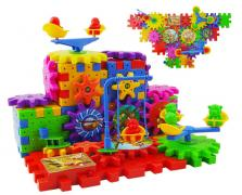 Educational 3D constructor for children 3-10 years