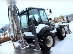 Экскаватор погрузчик TEREX 970, 2011 г, 5300 м/ч, 3 ковша