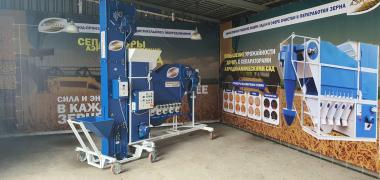 Grain cleaning equipment. Separators CAD