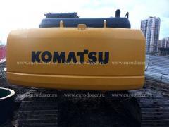 Гусеничный экскаватор KOMATSU 210-7K, 2003 г, отл. сост
