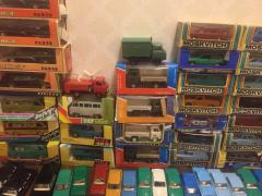 Huge collection of 1/43 scale models made in the USSR