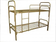 Metal beds from the manufacturer, beds for trailers