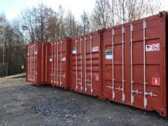 Rent a container for storage