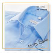 """Рубашка прямого силуэта для старшего школьного возраста ТМ """"Nota"""