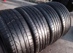 Summer tyres Used tires/summer 6mm not a lot of wear