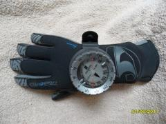 The diving gear