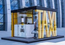 Трансфер (такси) в Коктебеле