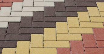 Тротуарная плитка и садовые бордюры в Южно-Сахалинске
