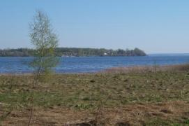 Two plots on the first coastline of the output R. Trots into the Volga (th