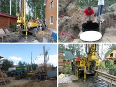 Well drilling in Moscow and Moscow region